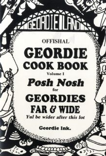 Offishal Geordie Cook Book